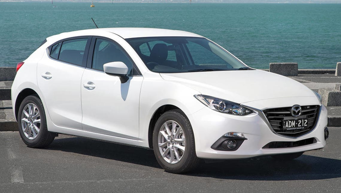 mazda 3 maxx 2016 review snapshot carsguide. Black Bedroom Furniture Sets. Home Design Ideas