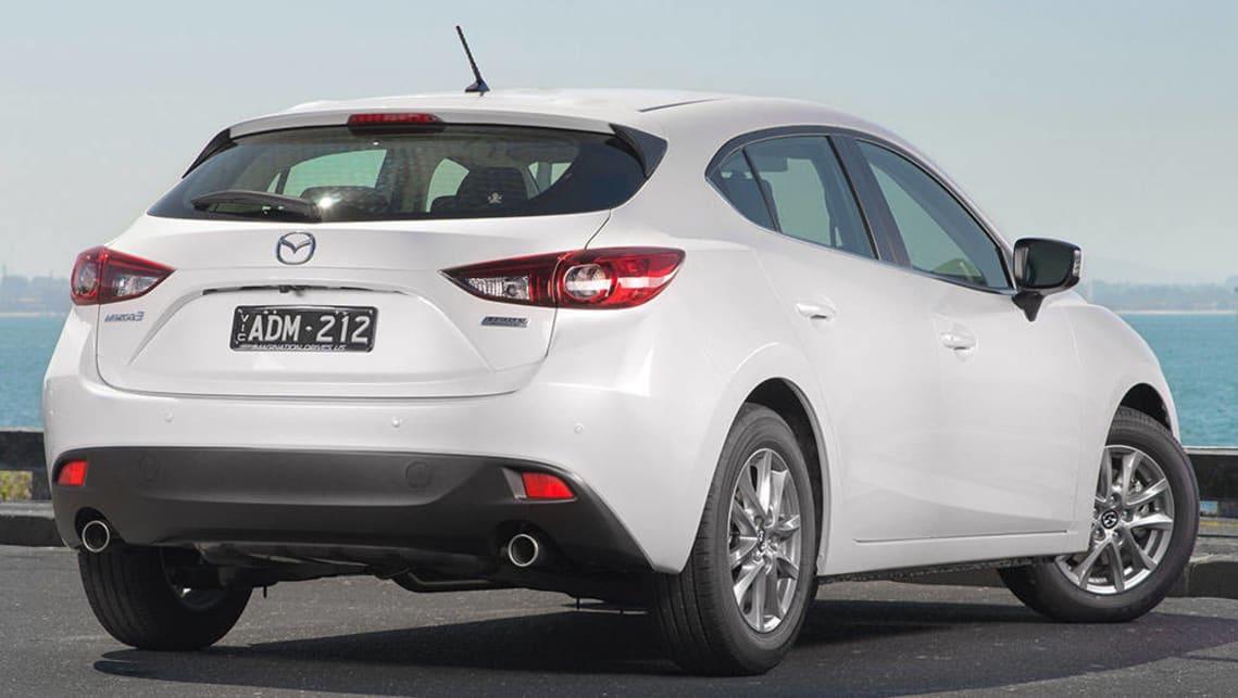 Mazda 3 Maxx 2016 Review Snapshot Carsguide