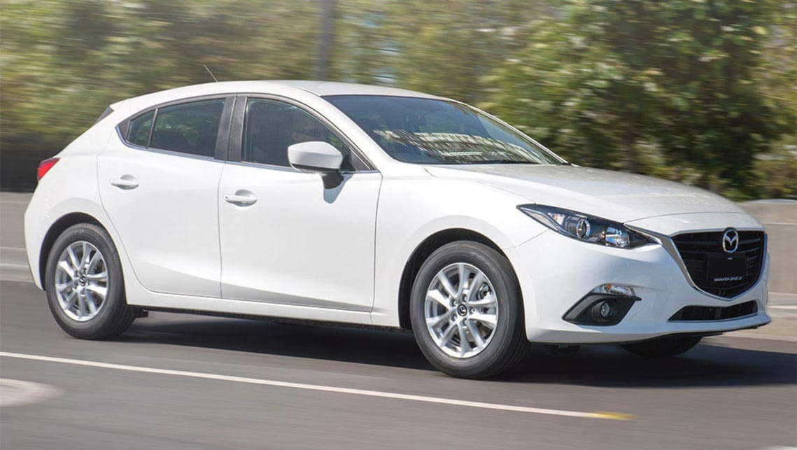 Mazda3 i touring reviews