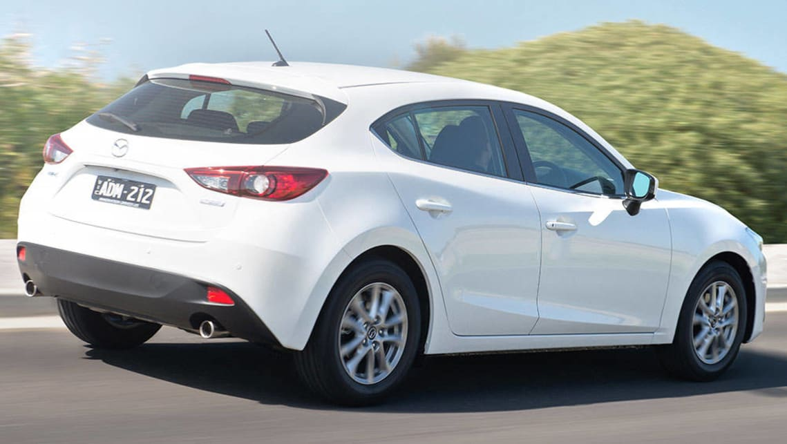 mazda 3 touring 2016 review: snapshot | carsguide