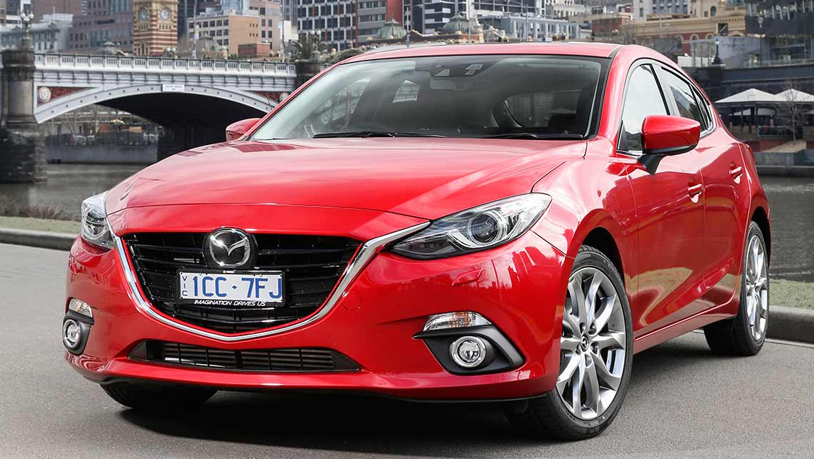 mazda 3 xd astina diesel 2014 review carsguide. Black Bedroom Furniture Sets. Home Design Ideas