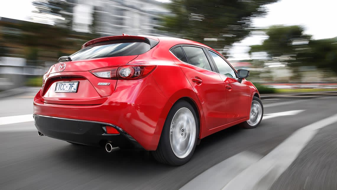Mazda3 2015 Review Carsguide