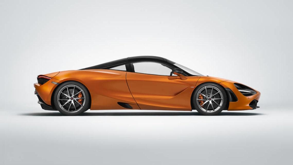 Mclaren 720s 2017 New Car Sales Price Car News Carsguide
