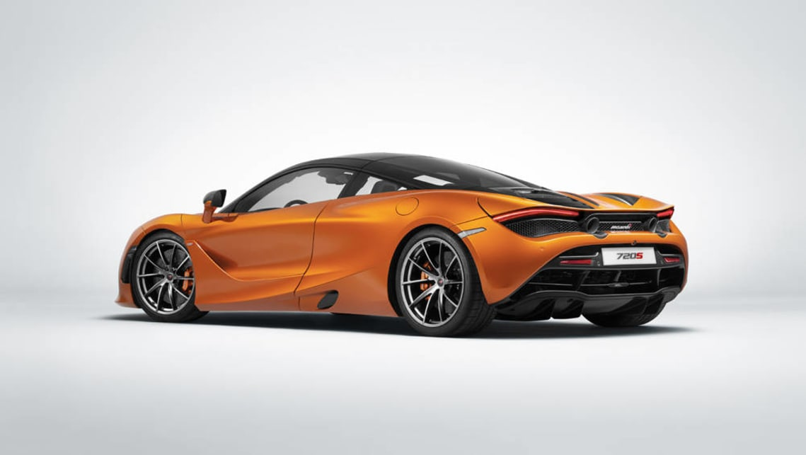 Mclaren Price 2017 >> Mclaren 720s 2017 New Car Sales Price Car News Carsguide