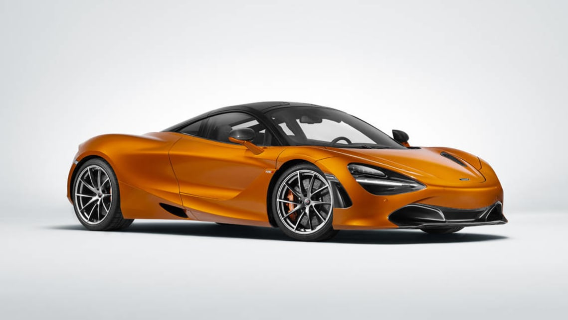 McLaren 720S 2017 | new car sales price - Car News | CarsGuide