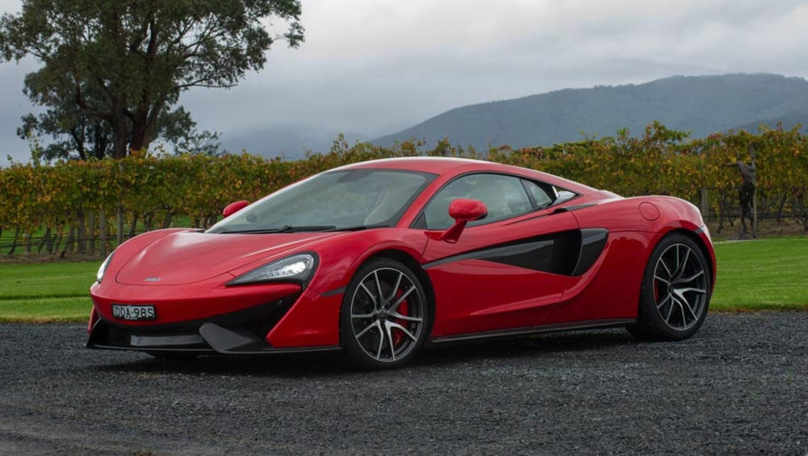 2017 McLaren sales likely to top 100 for first time - Car ...