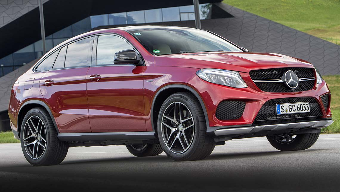2015 mercedes benz gle coupe review first drive carsguide. Black Bedroom Furniture Sets. Home Design Ideas