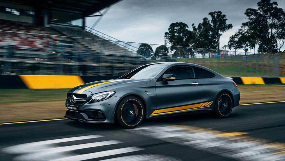Mercedes Benz Amg C63 S Coupe 2016 Review Carsguide