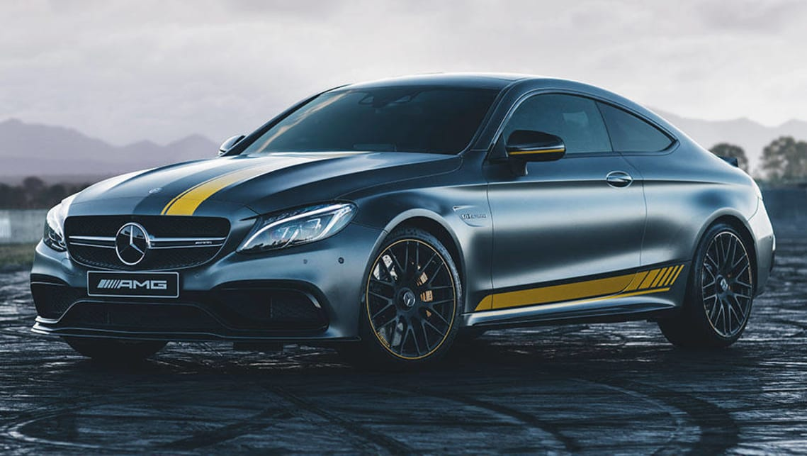 mercedes amg c63 s coupe edition 1 2016 review snapshot carsguide. Black Bedroom Furniture Sets. Home Design Ideas