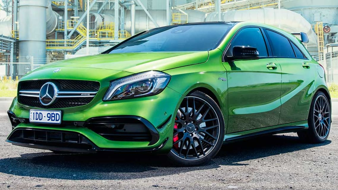 2016 mercedes benz a class review first drive carsguide. Black Bedroom Furniture Sets. Home Design Ideas