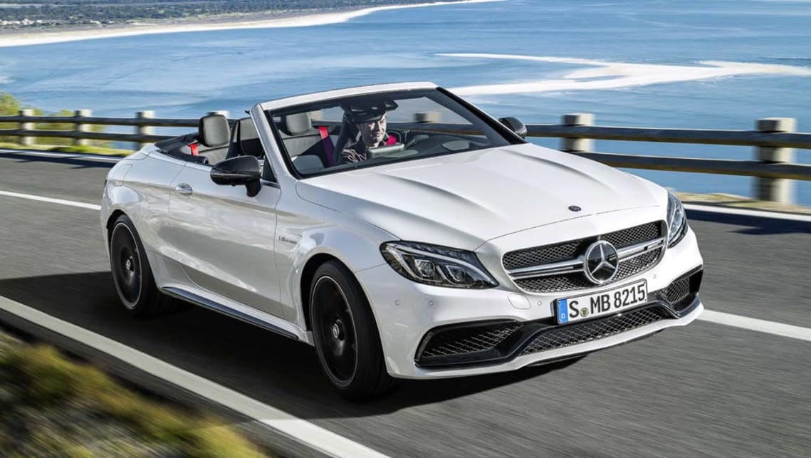 Mazda Convertible 2018 >> 2017 Mercedes-AMG C63 S Cabriolet | new car sales price - Car News | CarsGuide
