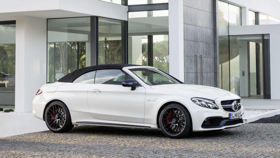 2017 Mercedes-AMG C63 S Cabriolet   new car sales price ...