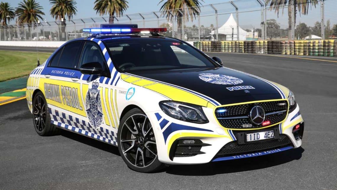 Victoria Police Score Mercedes Amg E43 Car News Carsguide