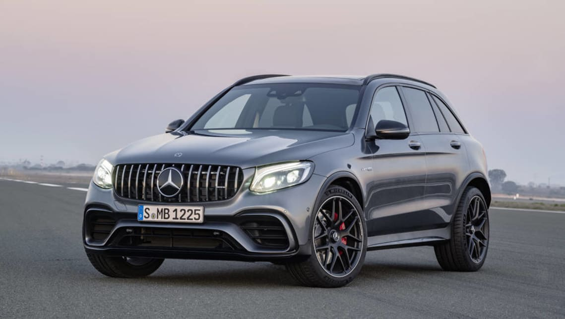 2017 C63 Amg Coupe Price >> 2017 Mercedes-AMG GLC63 S packs 375kW punch - Car News | CarsGuide