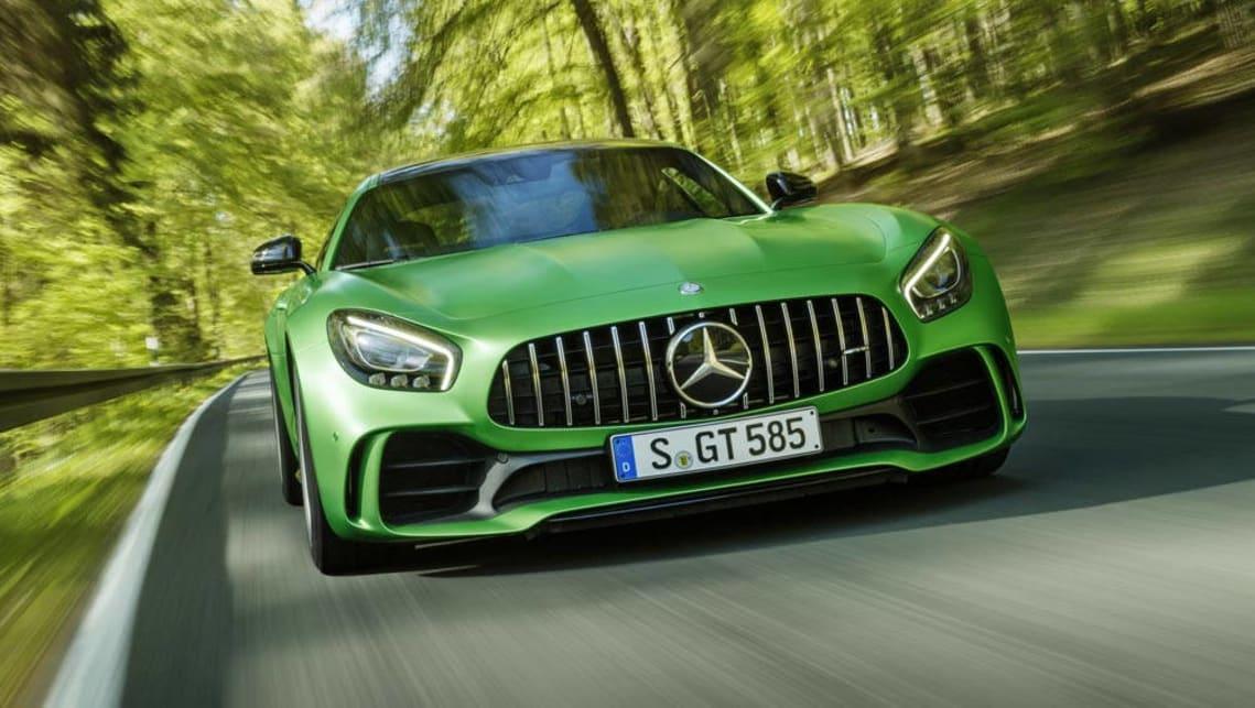 Mercedes Amg Gt R 2017 New Car Sales Price Car News