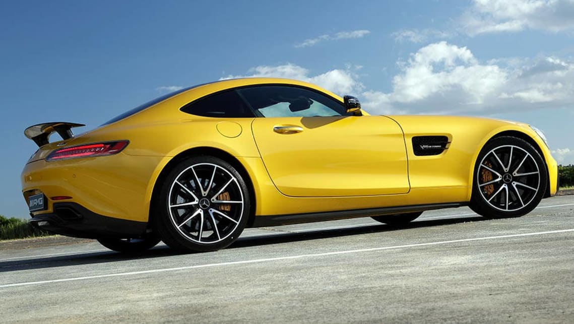 MercedesBenz AMG GT 2015 review  CarsGuide