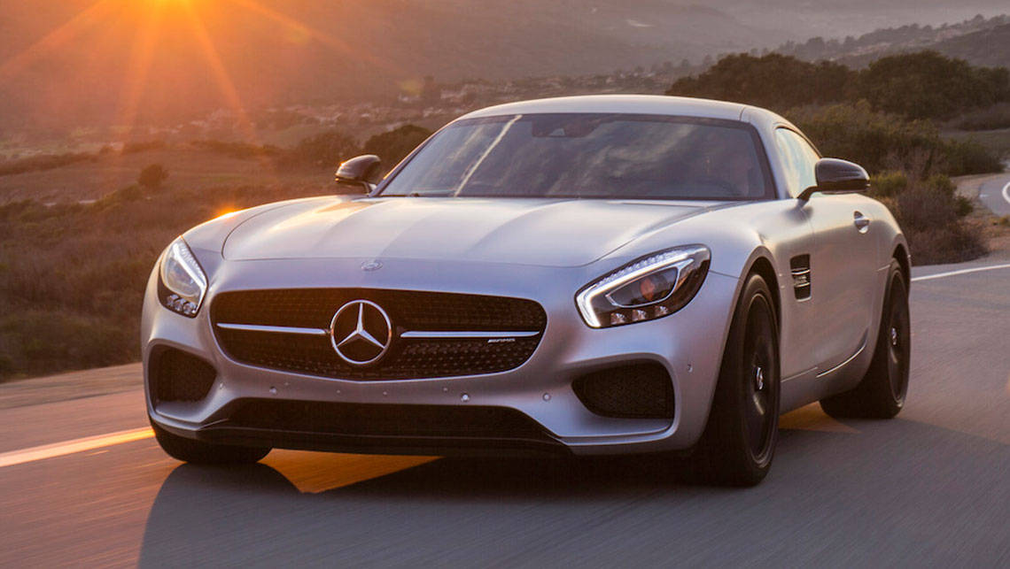 2015 mercedes amg gt s new car sales price car news carsguide. Black Bedroom Furniture Sets. Home Design Ideas