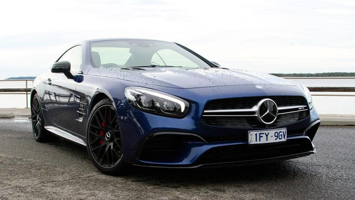 Mercedes Benz Sls Amg Review >> Mercedes-AMG SL-Class SL63 2016 review | CarsGuide