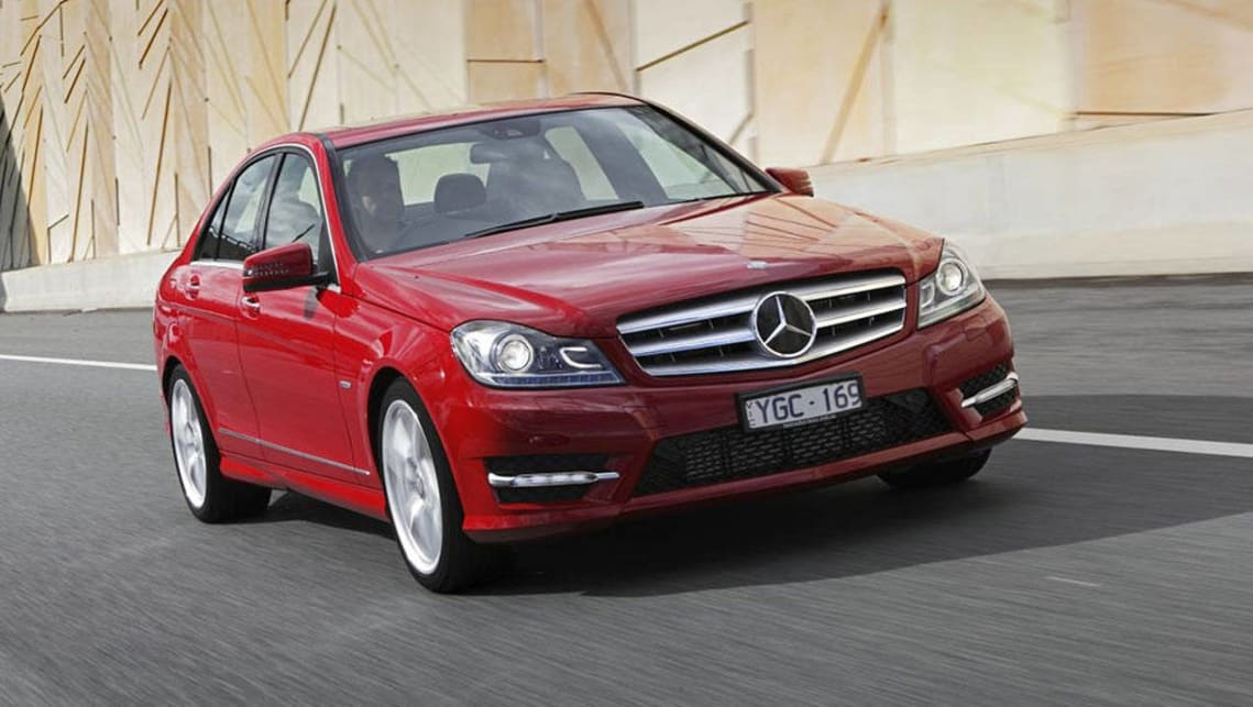 used mercedes benz c class review 2007 2013 carsguide. Black Bedroom Furniture Sets. Home Design Ideas
