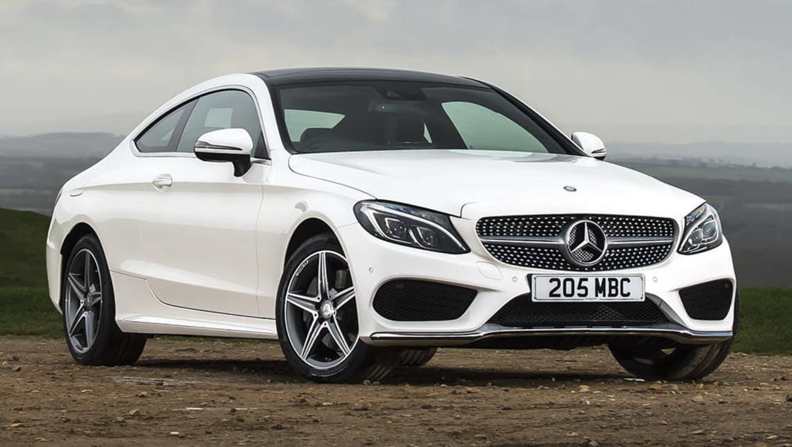 2016 mercedes benz c class coupe new car sales price car news carsguide