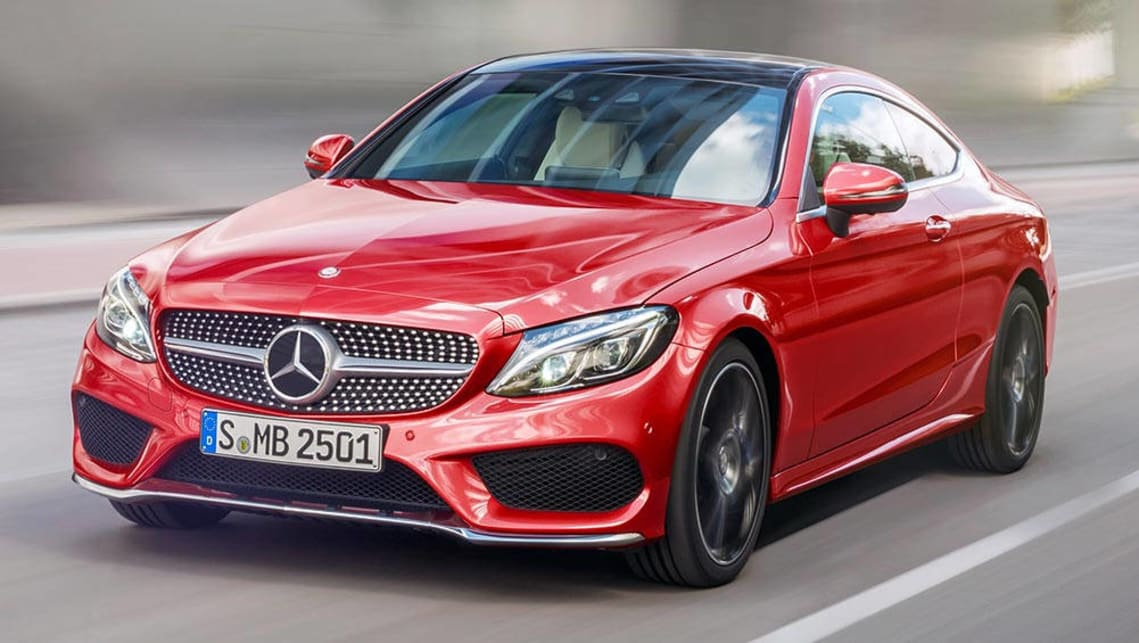 mercedes benz c class 2016 review carsguide. Black Bedroom Furniture Sets. Home Design Ideas