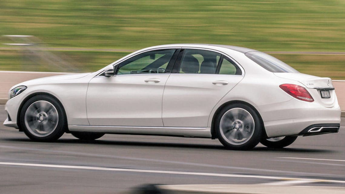 Audi A4 Bmw 3 Series And Mercedes C Class 2016 Review
