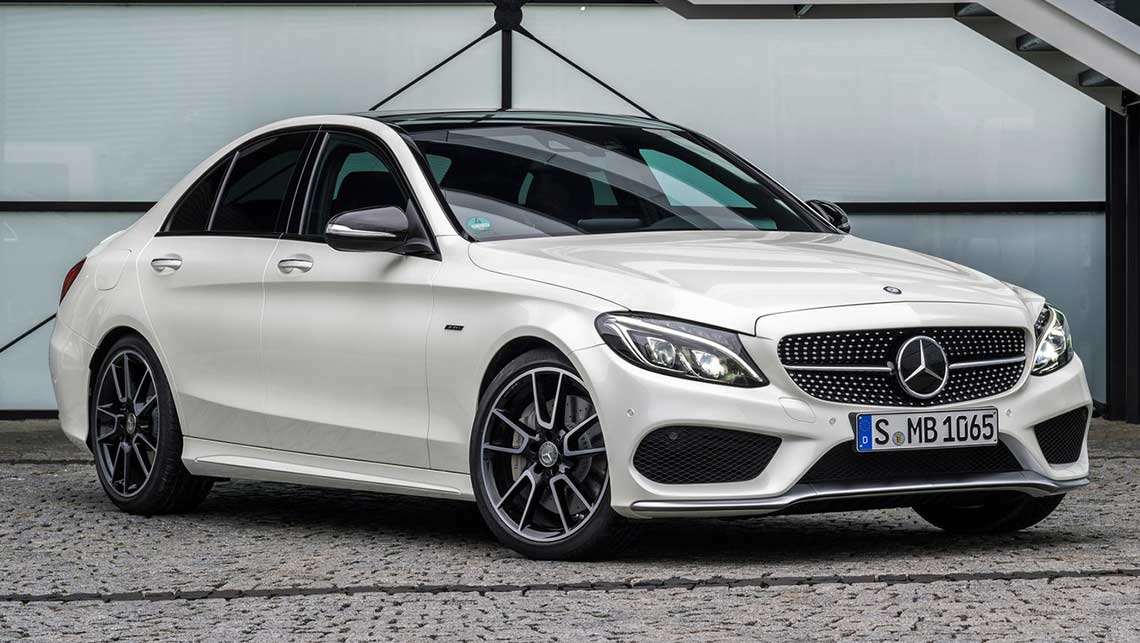 Mercedes benz amg sport models on the way car news for Sports car mercedes benz