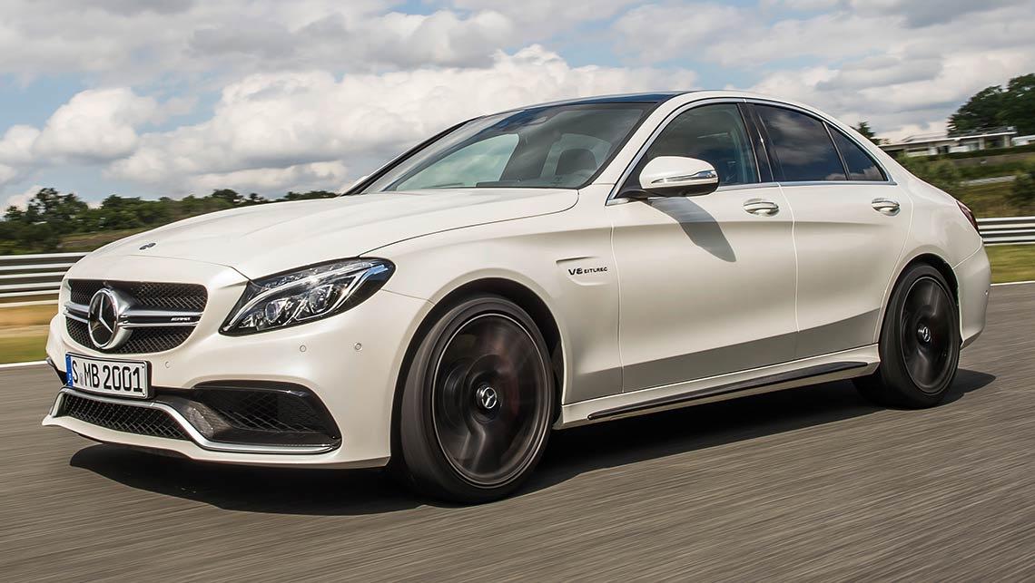 2015 MercedesBenz C63 AMG  new car sales price  Car News