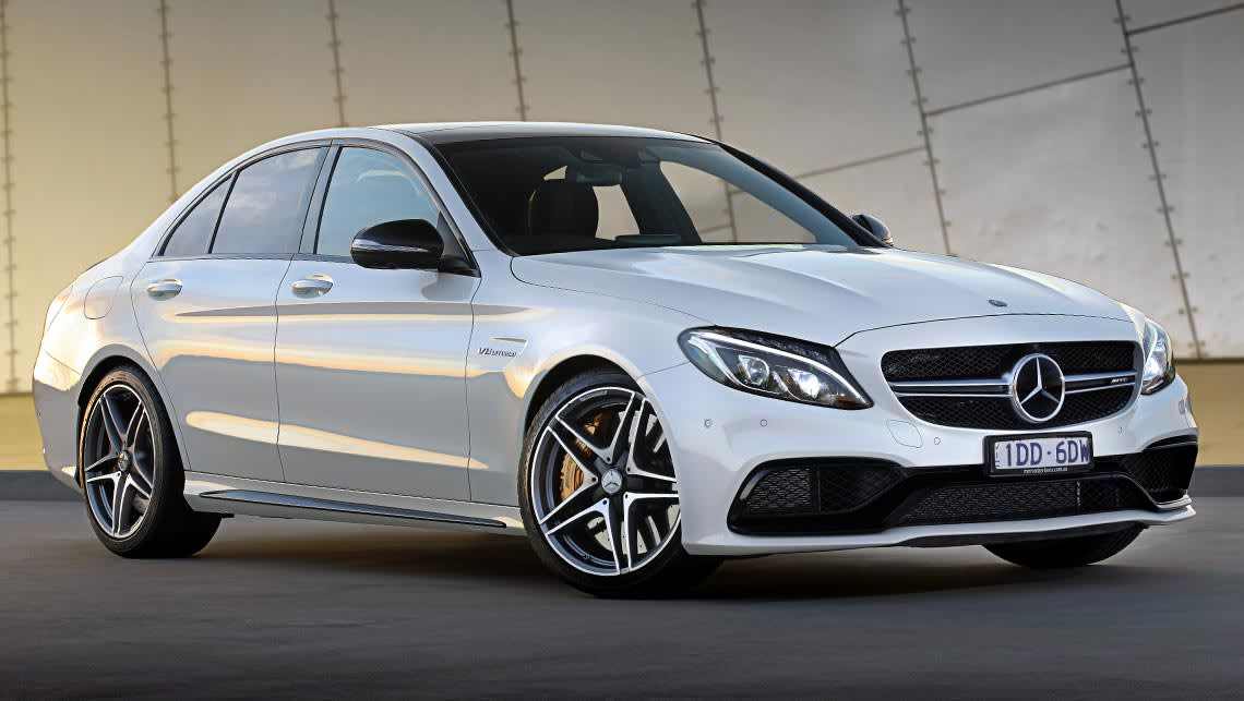 mercedes benz c63 amg s 2015 review carsguide. Black Bedroom Furniture Sets. Home Design Ideas