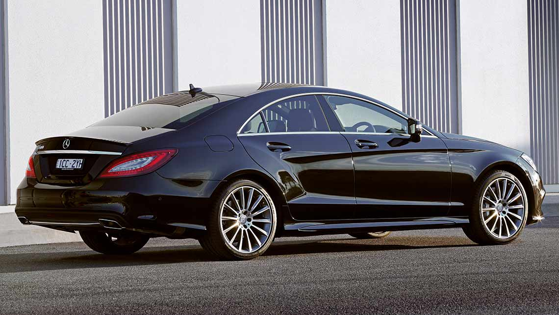 Mercedes cls 500 price