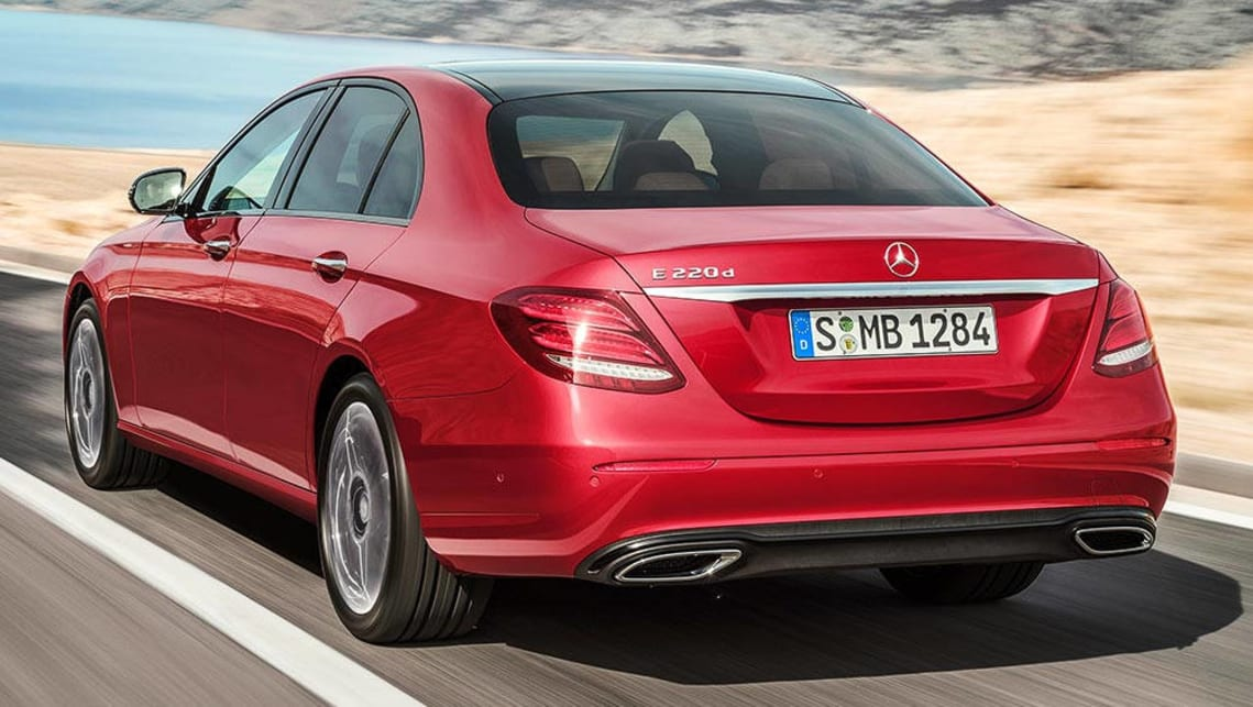 2016 Mercedes Benz E Class Sedan New Car Sales Price