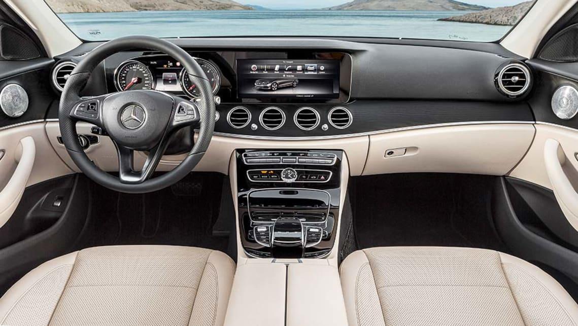 Mercedes benz e class 2016 price