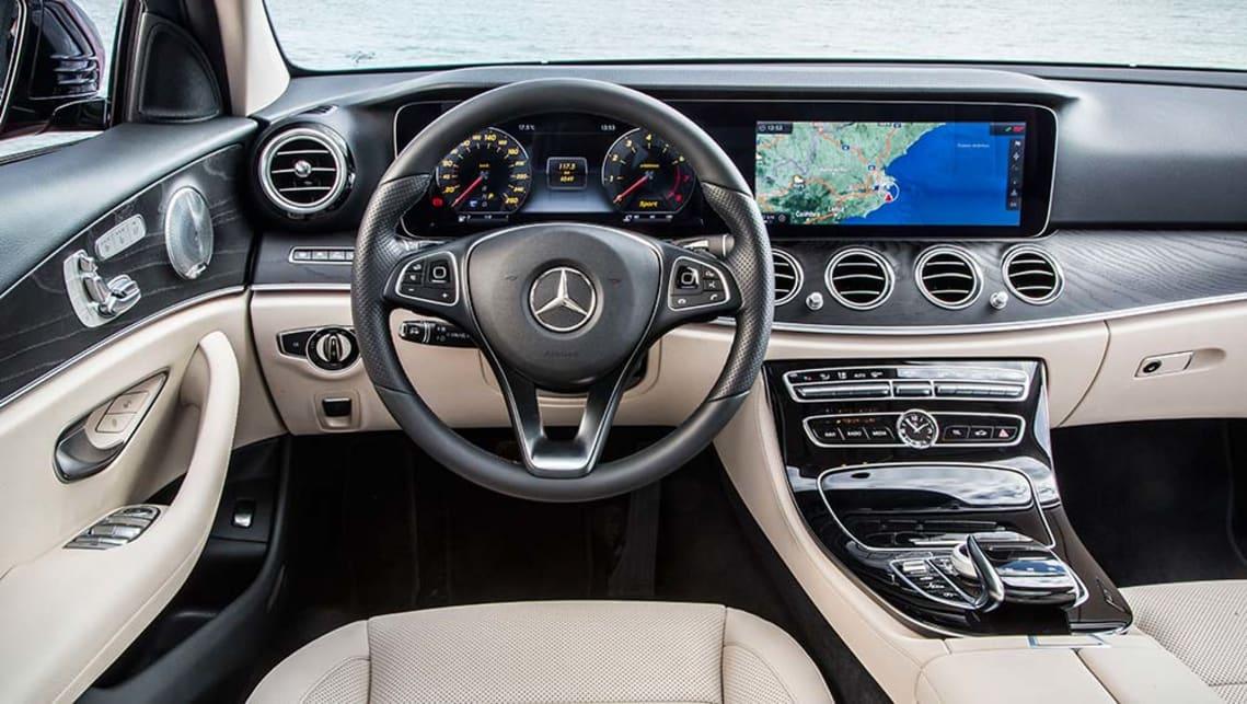 W213 Mercedes Benz E Class Arrives In Australia Car News Carsguide