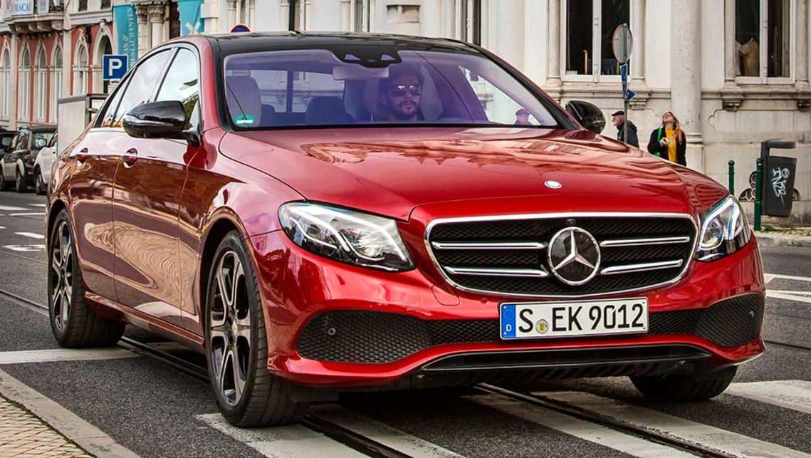 Mercedes benz e class 2016 review carsguide for International mercedes benz