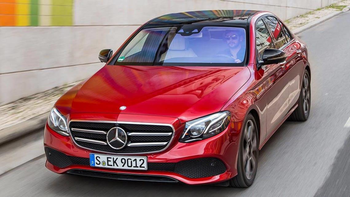 mercedes benz e class 2016 review carsguide