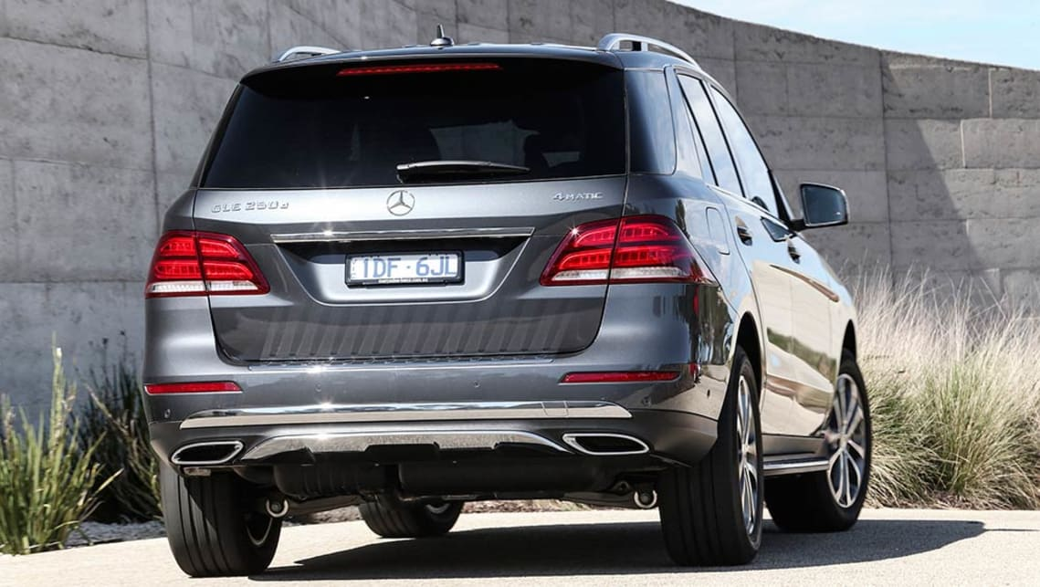 2015 Mercedes-Benz GLE 250d