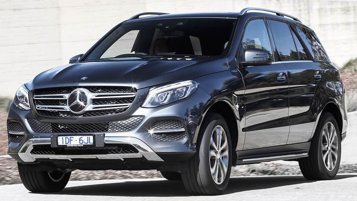 mercedes benz ml and gle recalled over wiper fault car news carsguide. Black Bedroom Furniture Sets. Home Design Ideas