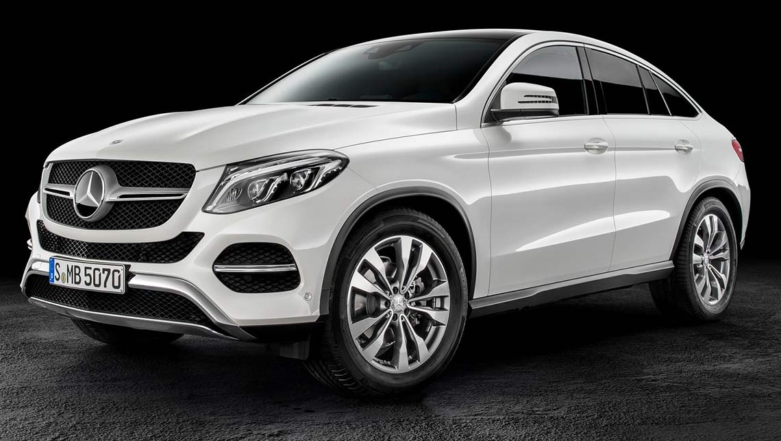 Gle coupe kicks off benz 39 s year of the suv car news for Mercedes benz suv coupe