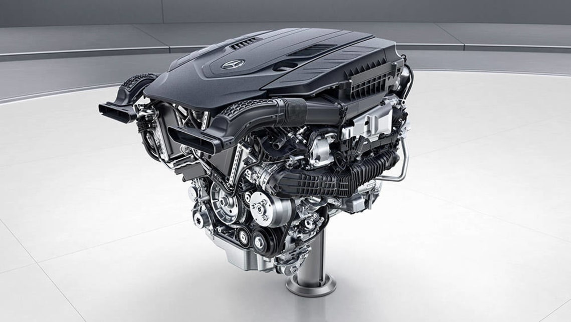 Next-gen Mercedes engines bring 48V electrics and the return of the