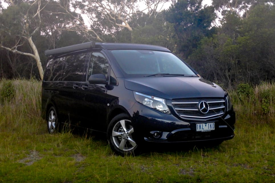 mercedes benz marco polo motorhome review carsguide. Black Bedroom Furniture Sets. Home Design Ideas