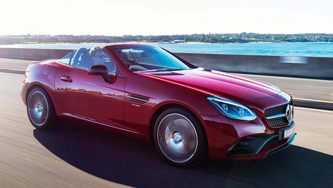 Mercedes Benz SLC 2016 | New Car Sales Price