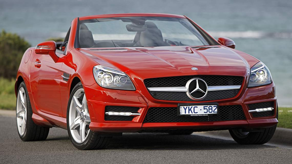Used Mercedes-Benz SLK review: 1997-2014 | CarsGuide
