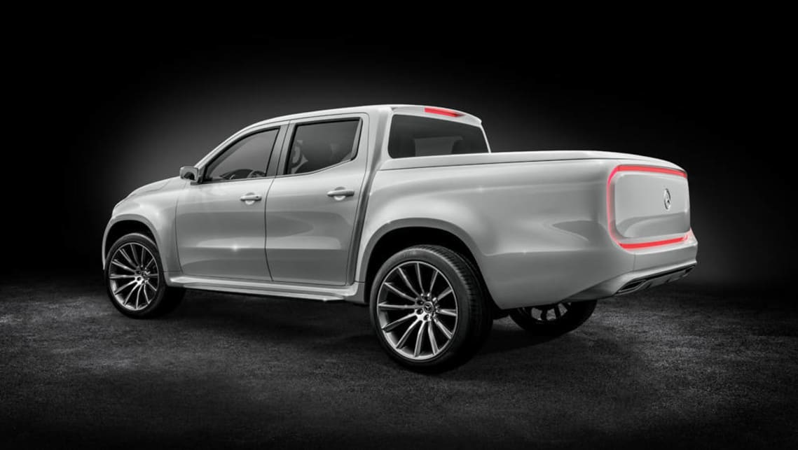 Mercedes Benz X Class Ute Interest Prompts Supply Concerns Car