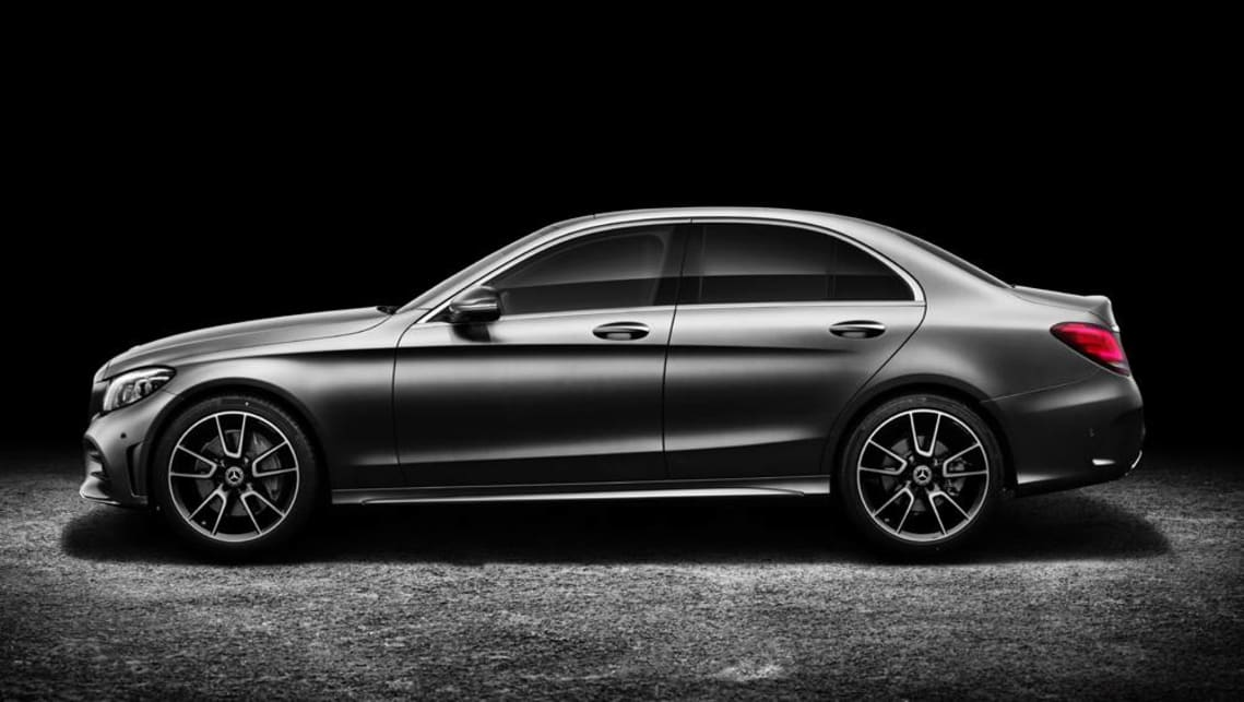 Mercedes Benz C Class 2018 Engine Details Announced Car