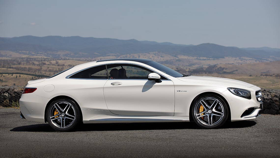 2015 MercedesBenz S63 AMG Coupe review  road test  CarsGuide
