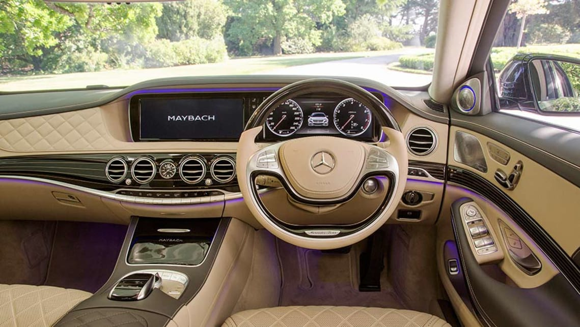 2015 Mercedes-Maybach S600 detailed - Car News | CarsGuide