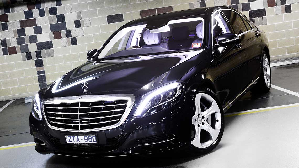 Mercedes benz s class s500 2014 review carsguide for 2010 mercedes benz s500
