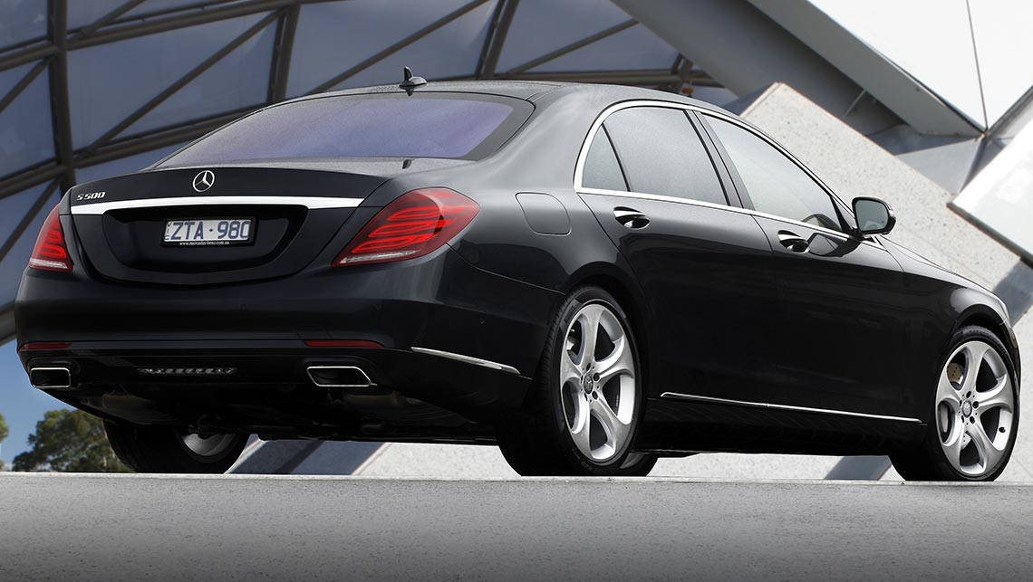Mercedes Benz S Class S500 2014 Review Carsguide