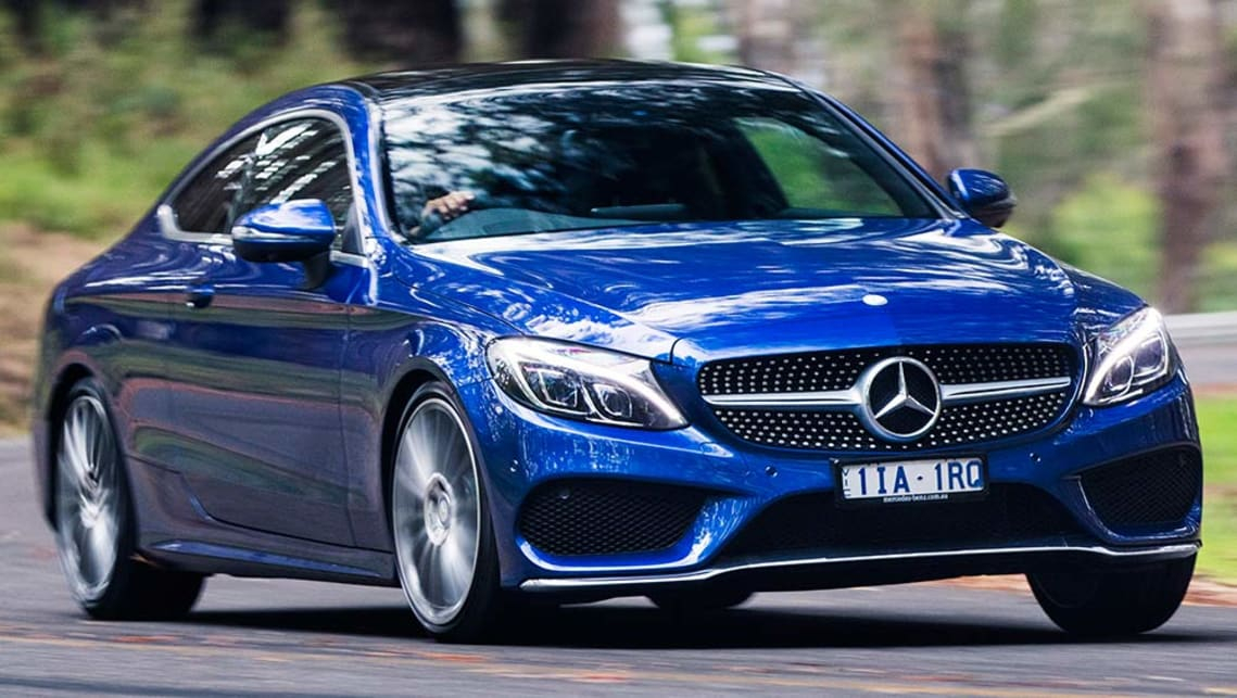 2016 Mercedes Benz C Class Coupe Review First Drive