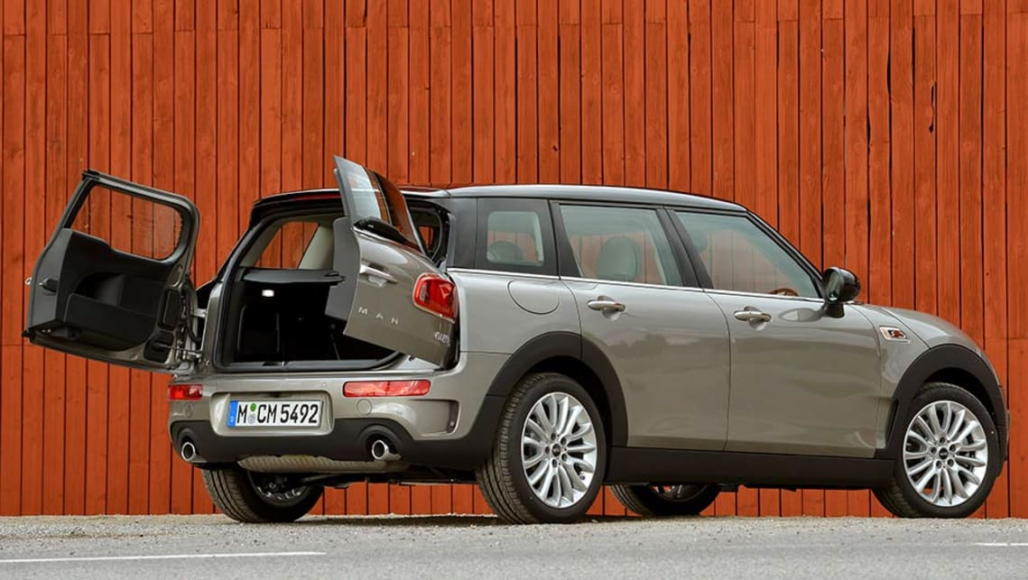 mini clubman wagon 2015 review carsguide. Black Bedroom Furniture Sets. Home Design Ideas